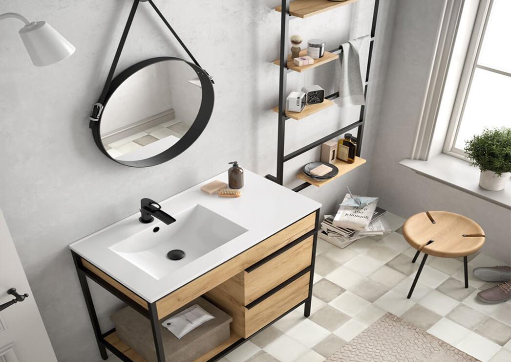Top 5 Black Bathroom Design Ideas